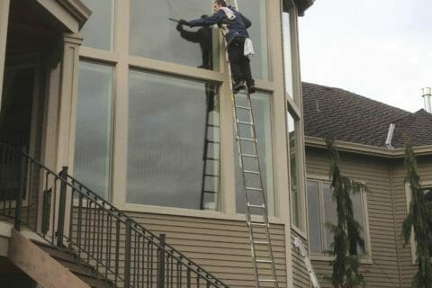 Glass Window Cleaning | All-Clean!