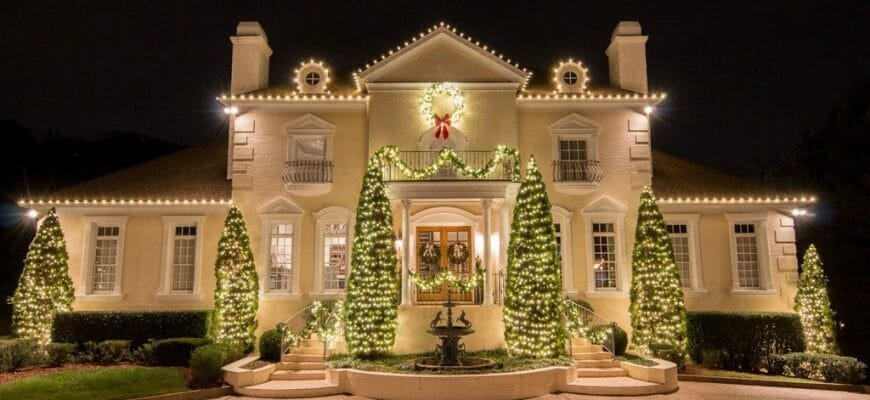 The Ultimate Guide to Holiday and Christmas Lighting
