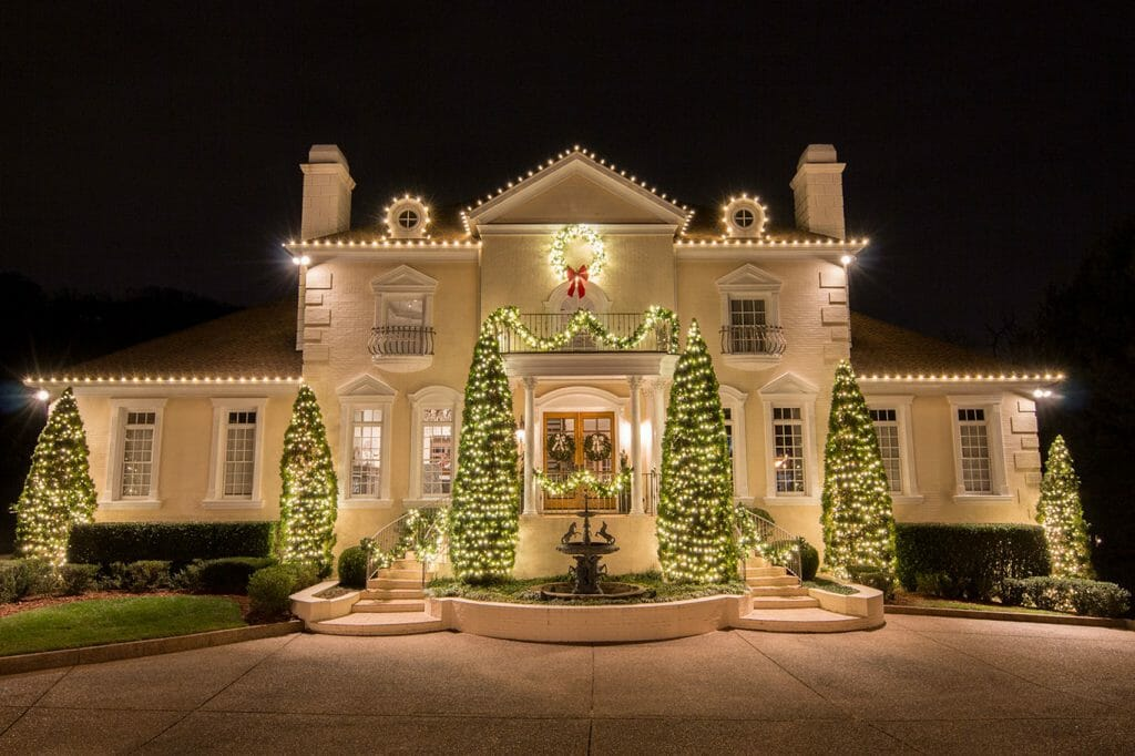 Holiday Lighting Service | All-Clean!