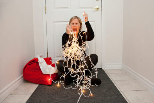 Hanging Your Own Holiday Lights