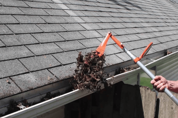 gutter cleaning service Cape Cod | All-Clean!